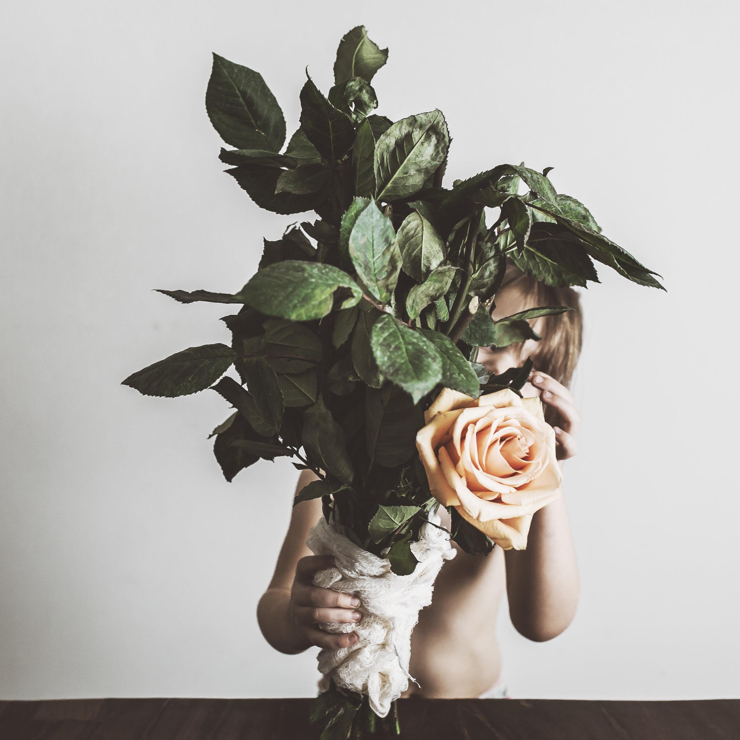 portrait florals