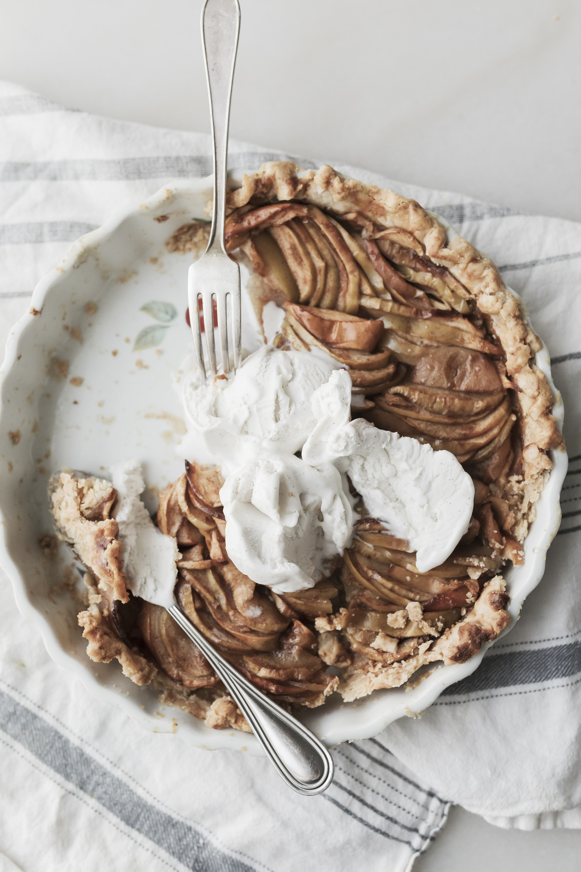 GLUTEN FREE APPLE TART RECIPE
