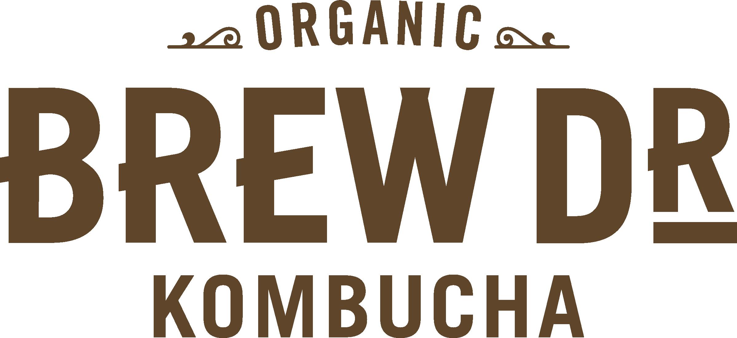 Brew Dr Kombucha Logo