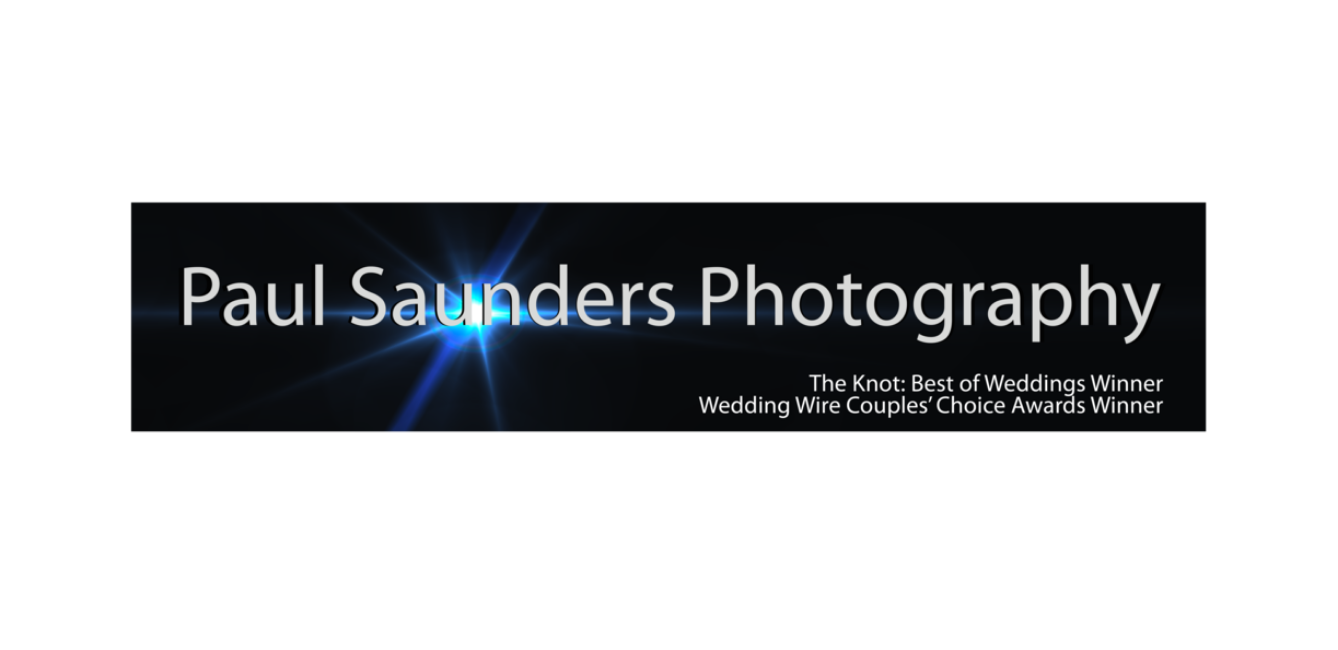Paul Saunders Photography  518.642.2020 www.psphotography.com  Paul Saunders Photography is based in Saratoga Springs and we would love the opportunity to work for you. We have brilliant six-hour wedding day coverage starting significantly under $2,000 where couples receive all their edited pictures on a flash drive to print and share with no restrictions. Plus, online viewing is always available.  Along with all the must-get formal shots, we document your wedding with lots of natural, real-looking, elegant candids that capture the fun and excitement of your day. Plus, no awkward statue-style posing. We're no big fan of those either.  Thanks to so many amazing couples we work for,  Paul Saunders Photography is  t he most reviewed photography company in New York and New England  with   over  750+ five-star reviews  and counting online. Our goal is to delight you and help make your wedding day perfect from start to finish.  Please feel welcome to reach out as would love the opportunity to work for you.