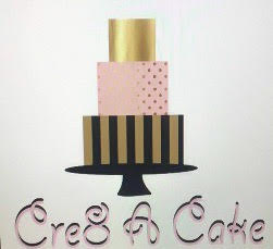 Cre8 A Cake  518.860.9802  www.facebook.com/mycre8acakecreations   Cre8 A Cake is a home based custom bakery located in Malta NY . The owner Fahren Capone is a self-taught baker that enjoys art which led her to the art of cake and decorating.  Here at Cre8 A Cake we specialize in cakes, cupcakes, cake pops and cookies for every occasion. The creativity does not only stop there with our online store, we hademake cake toppers and cupcakes toppers that are shipped all around the world.  Our cakes are handmade with the best ingredients and have a variety of flavors to suit your needs.  As a customer you are the top priority and we are here to make all of your occasions as pleasant and memorable as possible.  With your ideas and our creativity, we together can make a one-of-a kind masterpiece.
