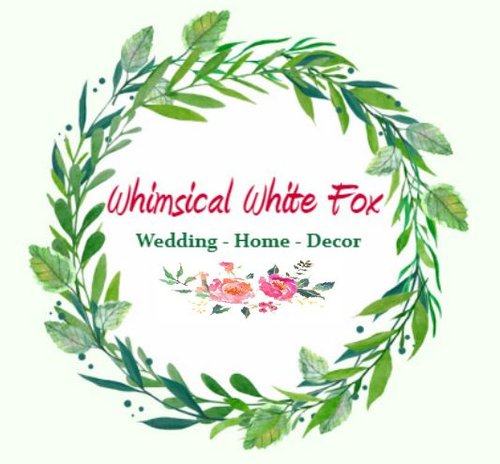 Whimsical White Fox  518.744.7981  www.WhimsicalWhiteFox.com   What's your wedding style? Do you like romantic, elegant, maybe whimsical, rustic or perhaps nature inspired?  Let us help you bring to life those charming, unique details that make your day special. We love sharing in the excitement with customized decorations you can't find in big box stores. We create all types of signs upon request. Just to name a few; welcome, aisle, social media, card/gift table, signature drink or anything your heart desires. Also, we create cake toppers, seating charts, bar menus and more Not to mention, the cute additions to your bridal shower and bridesmaids gifts. We give you the opportunity to rent or buy, so you're not overwhelmed with decorations you don't need afterwards. You've got enough to worry about, let us make your life easier and handle the details for you
