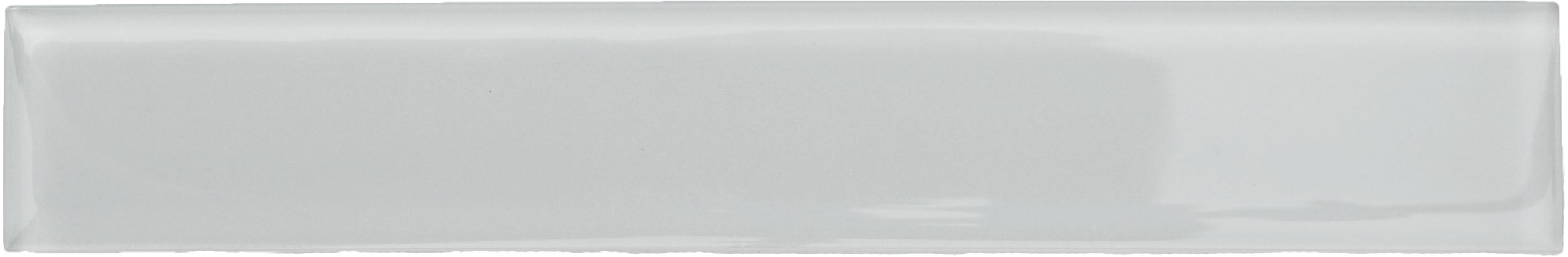 """MG313G, White Glossy, 2"""" x 11.75"""""""