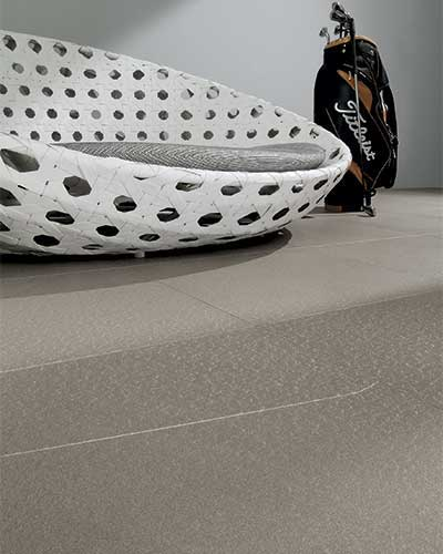 Esprit, porcelain floor tile