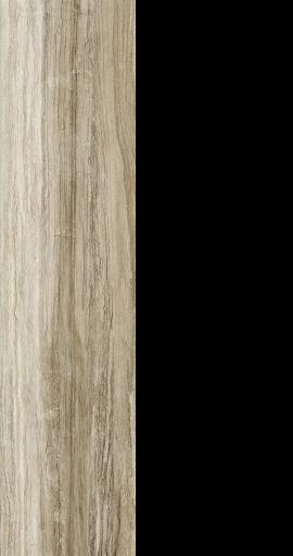 "Drift beige, wood look porcelain, 9"" x 36"""