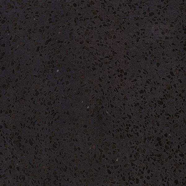 """gems porcelain tile black natural and polished 23.5"""" x 23.5"""""""