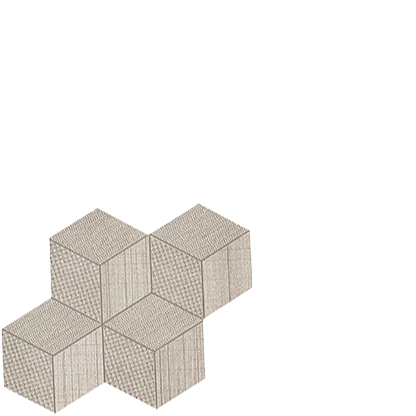 room hexagon mosaic cord porcelain italian floor tile
