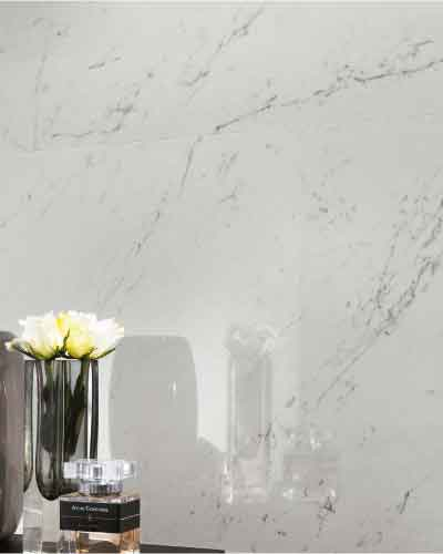 marvel-stone - marble look porcelain