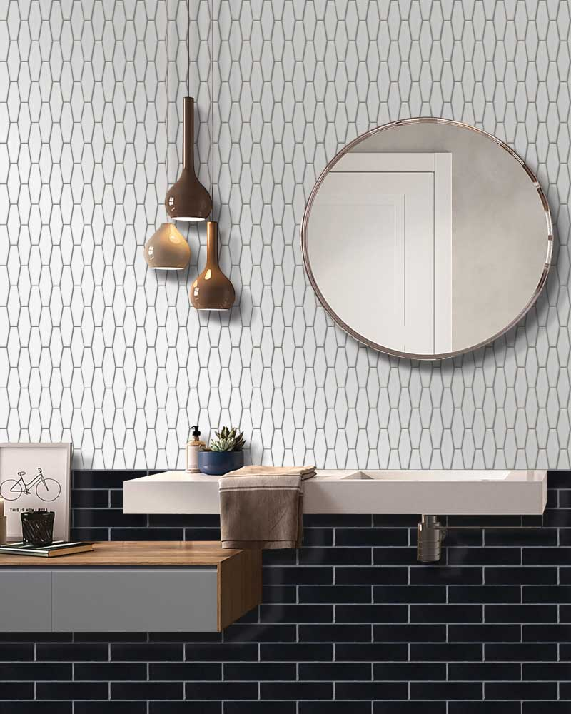 Atlanta Ceramic Mosaics Wall Tile