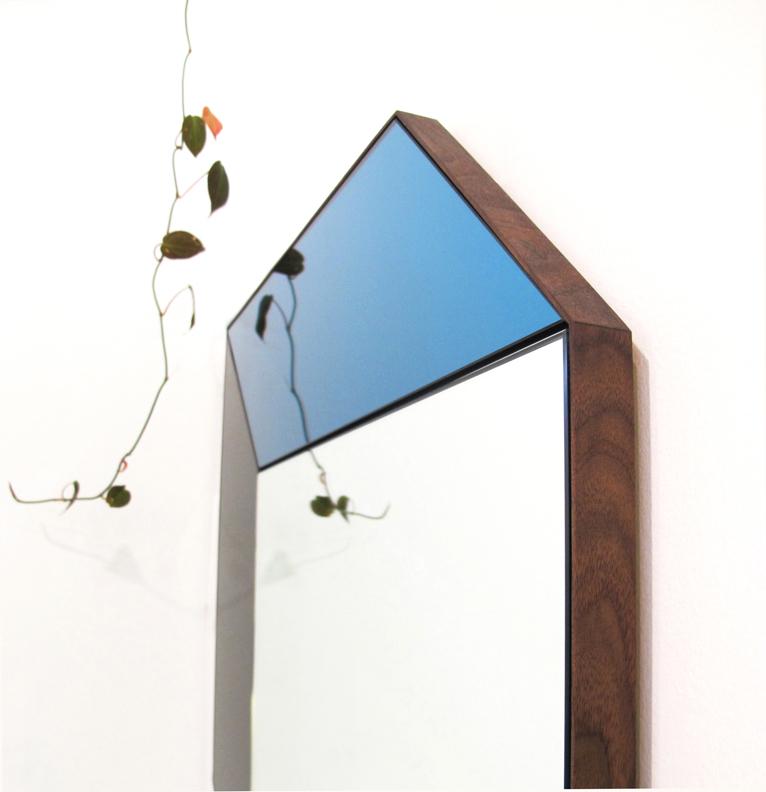 Cube Mirror, $1,200