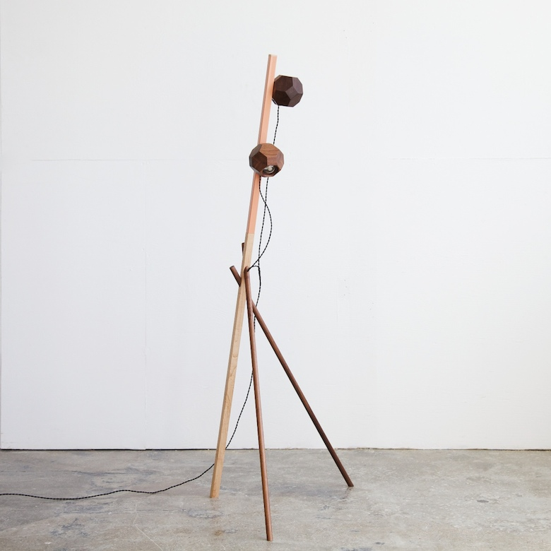 Polaris Tri Floor Lamp, $1,800