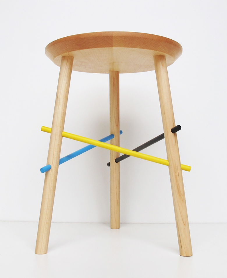 Pick Up Stool, $425