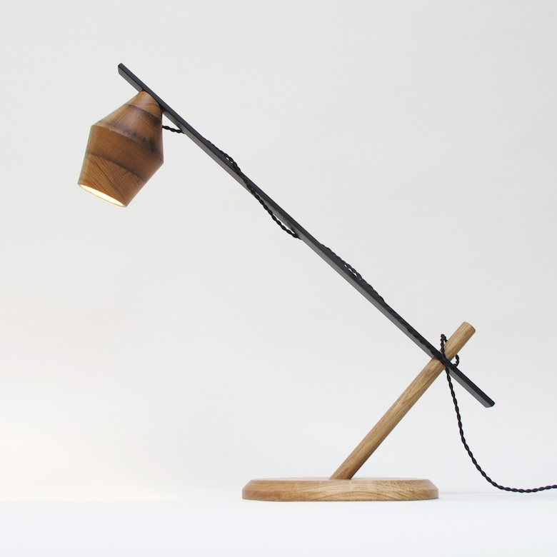 Polaris Desk Lamp, $525