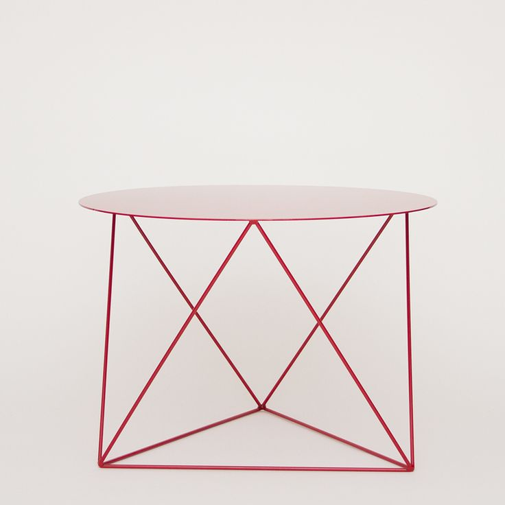 Octahedron Side Table