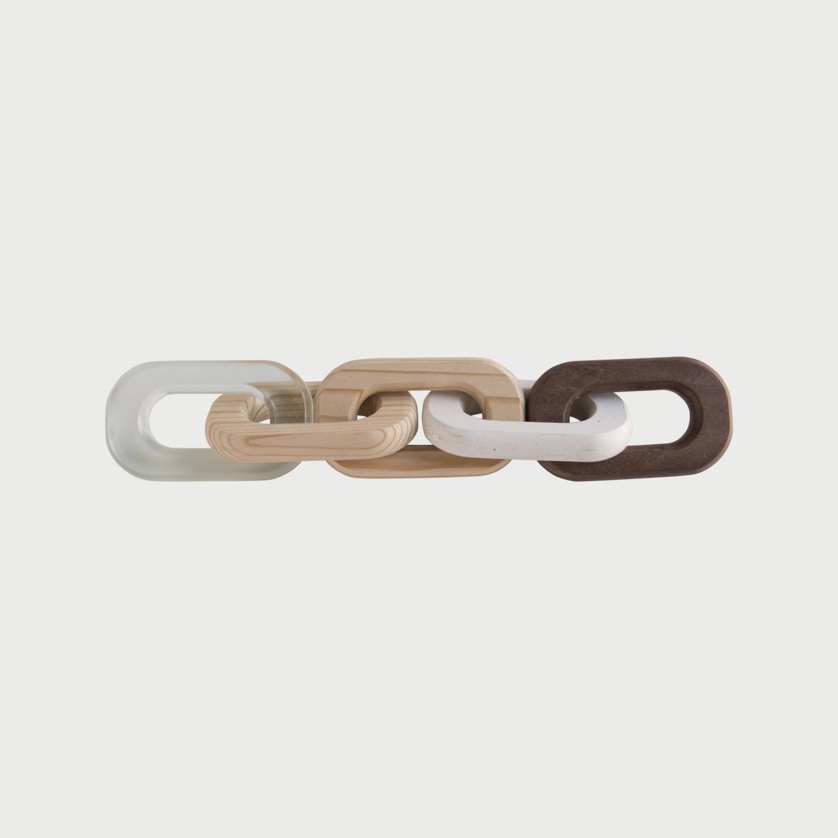 Copy of Links Walnut / Fir / Concrete / Resin