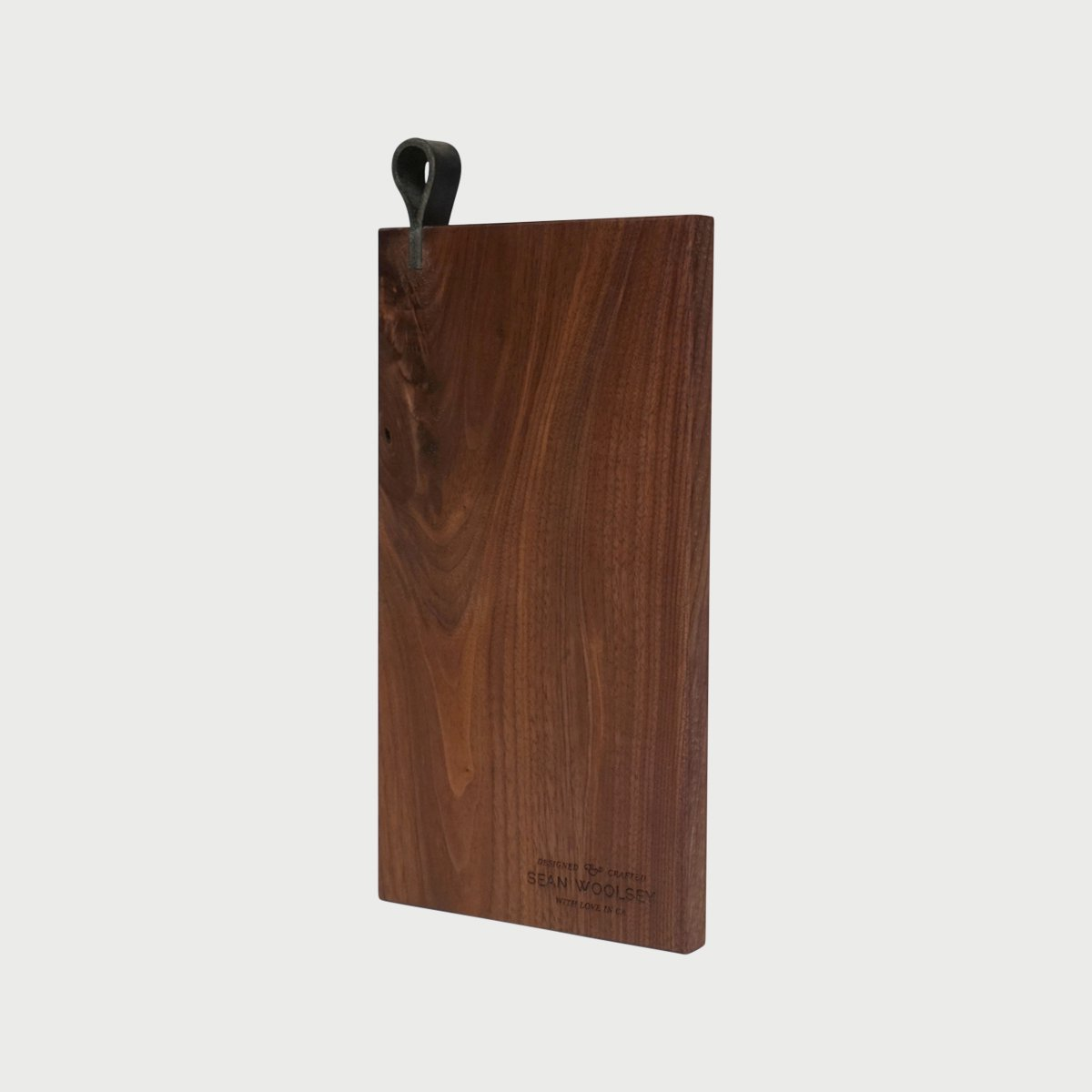 Leather Loop Cutting Boards