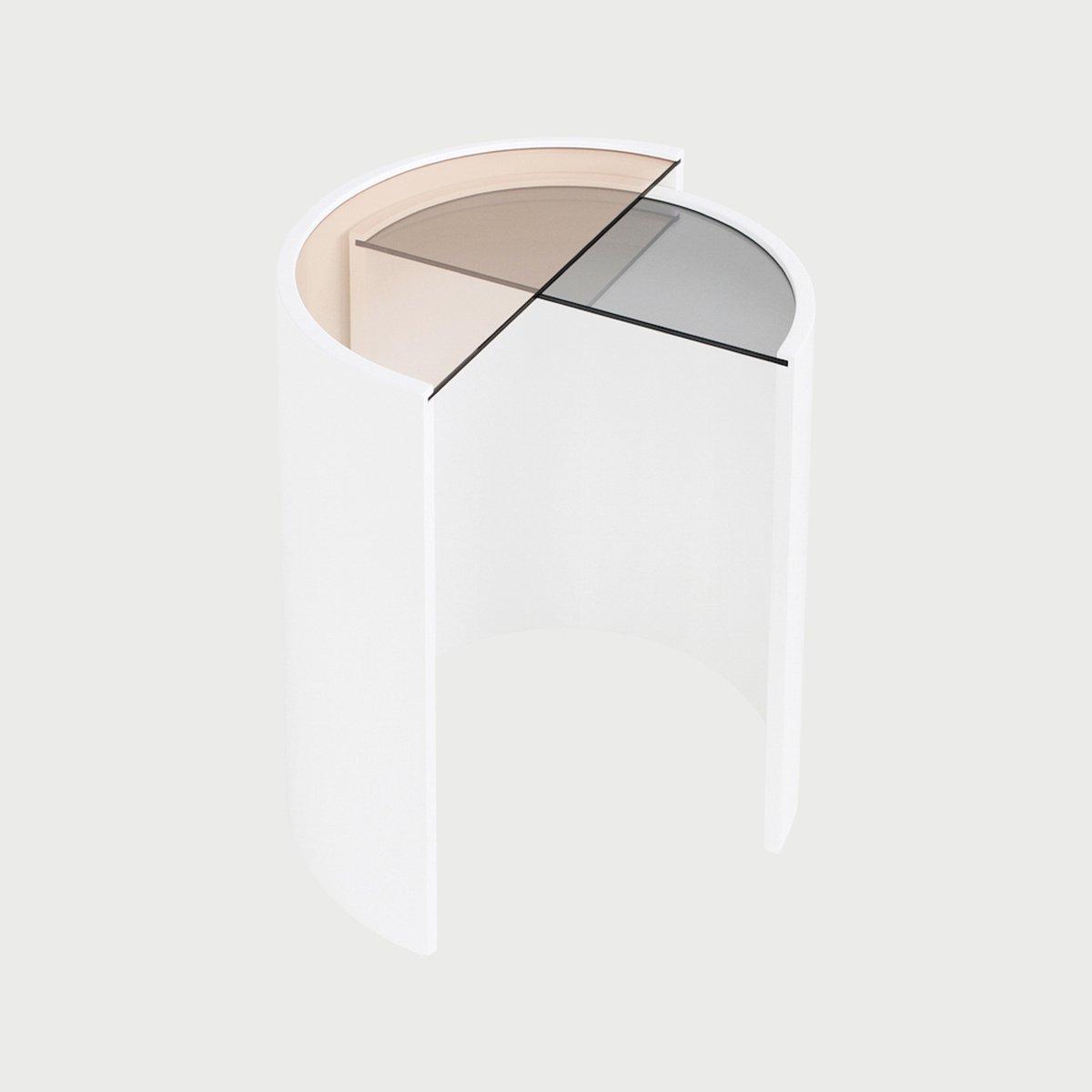 Contour Side Tables