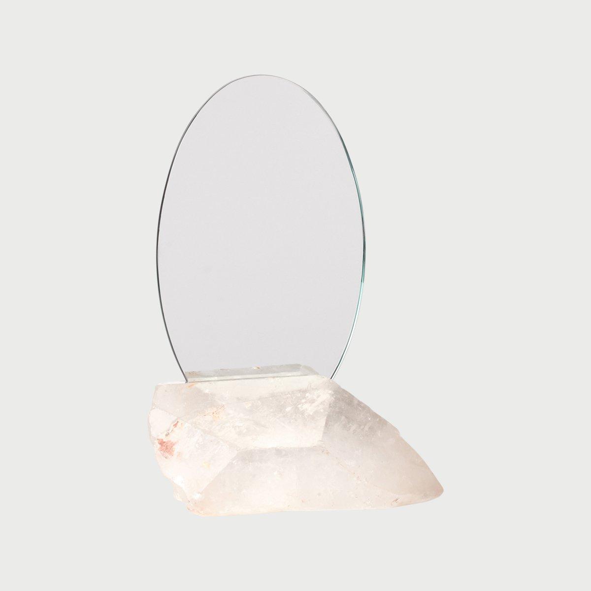 Quartz Aura Mirror