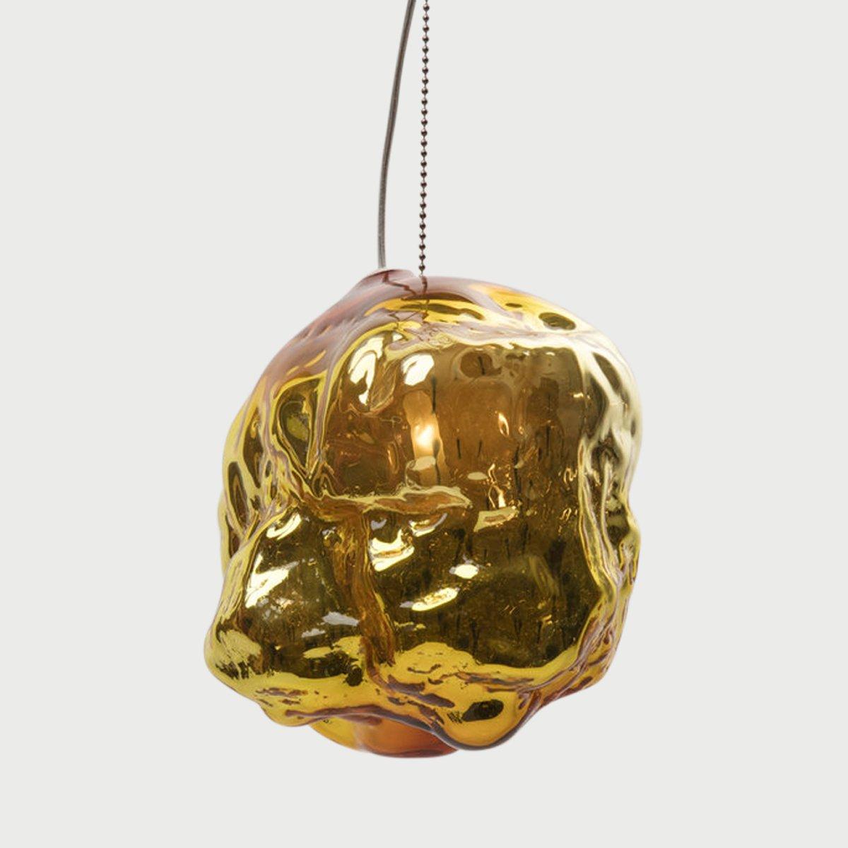 Golden Crag Pendant Light