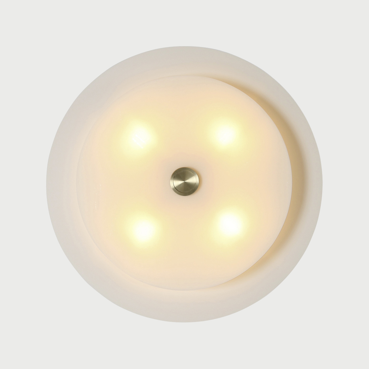 Equinox Sconce with Glass