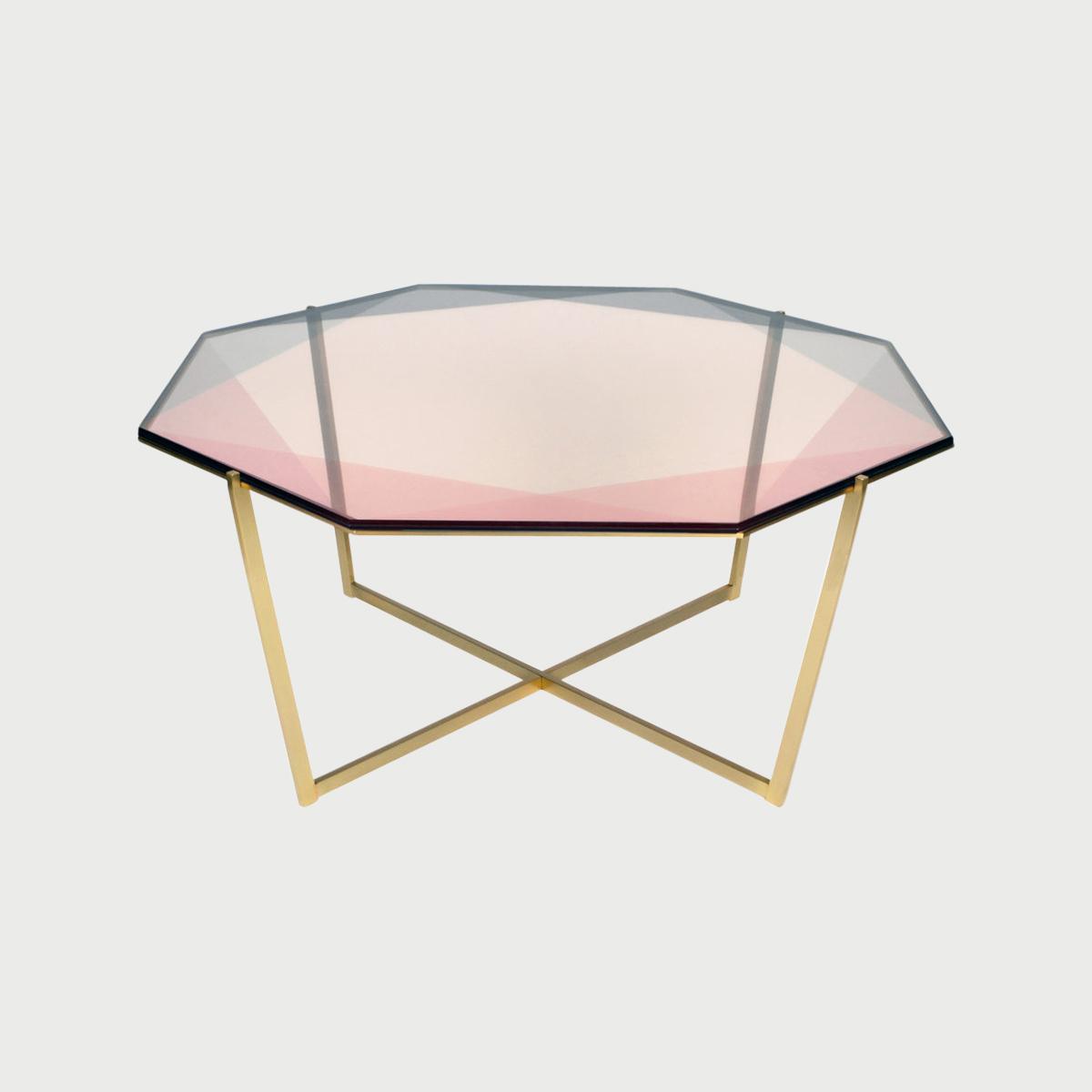 Gem Octagonal Coffee Table