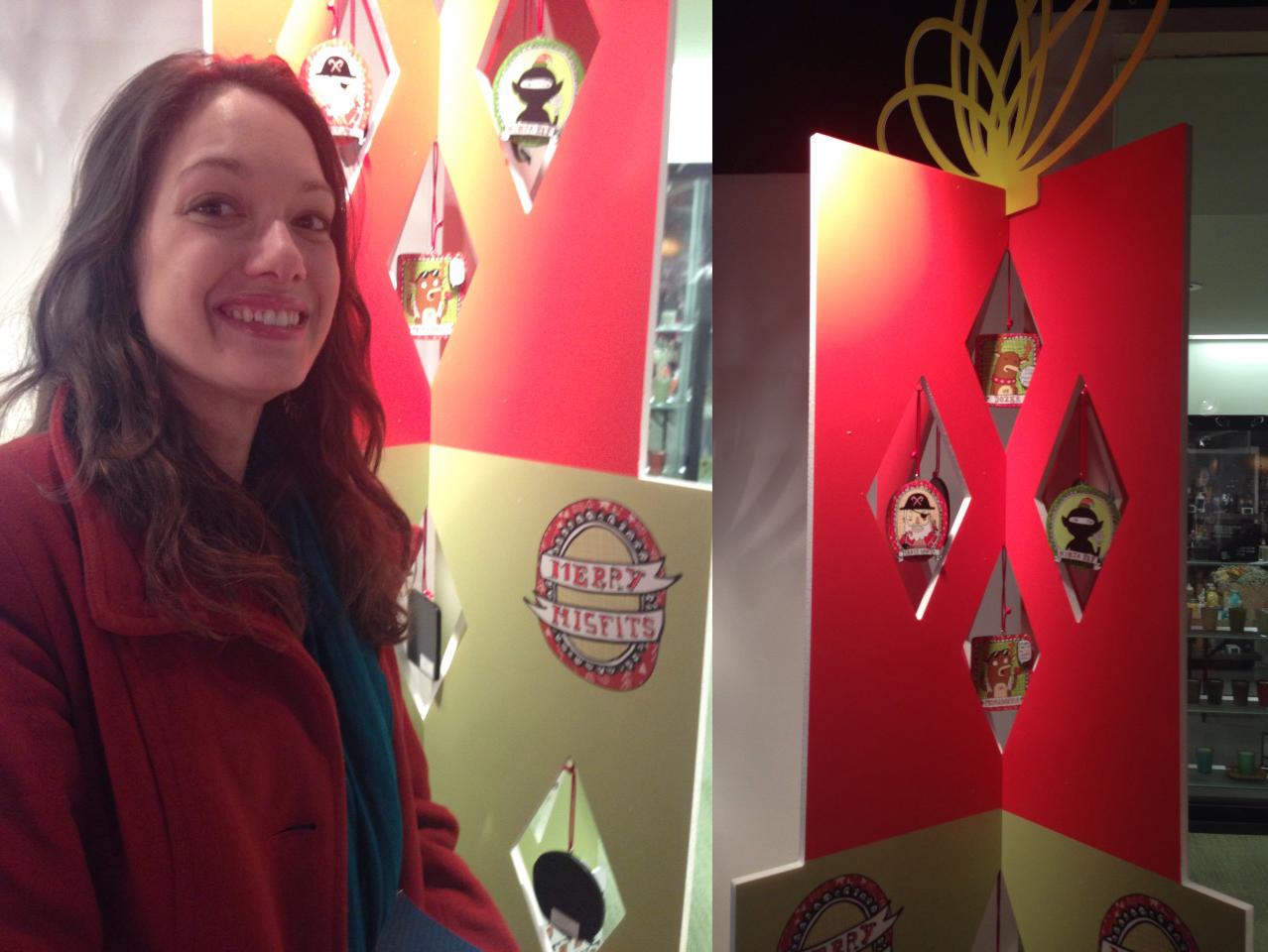 Lauren Lowen for Department56!