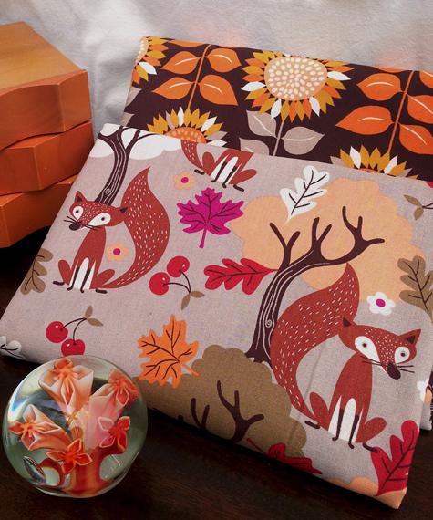 'Give Thanks' fabrics still available at Joann's