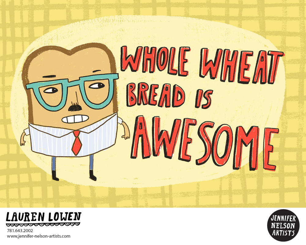"When making a ""marketing sandwich"", use whole wheat bread for more nutrition in your social media diet."