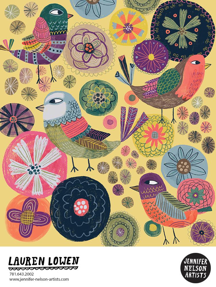 laurenlowen_birds-in-the-garden