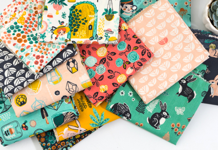 Miriam Bos for Birch Fabrics