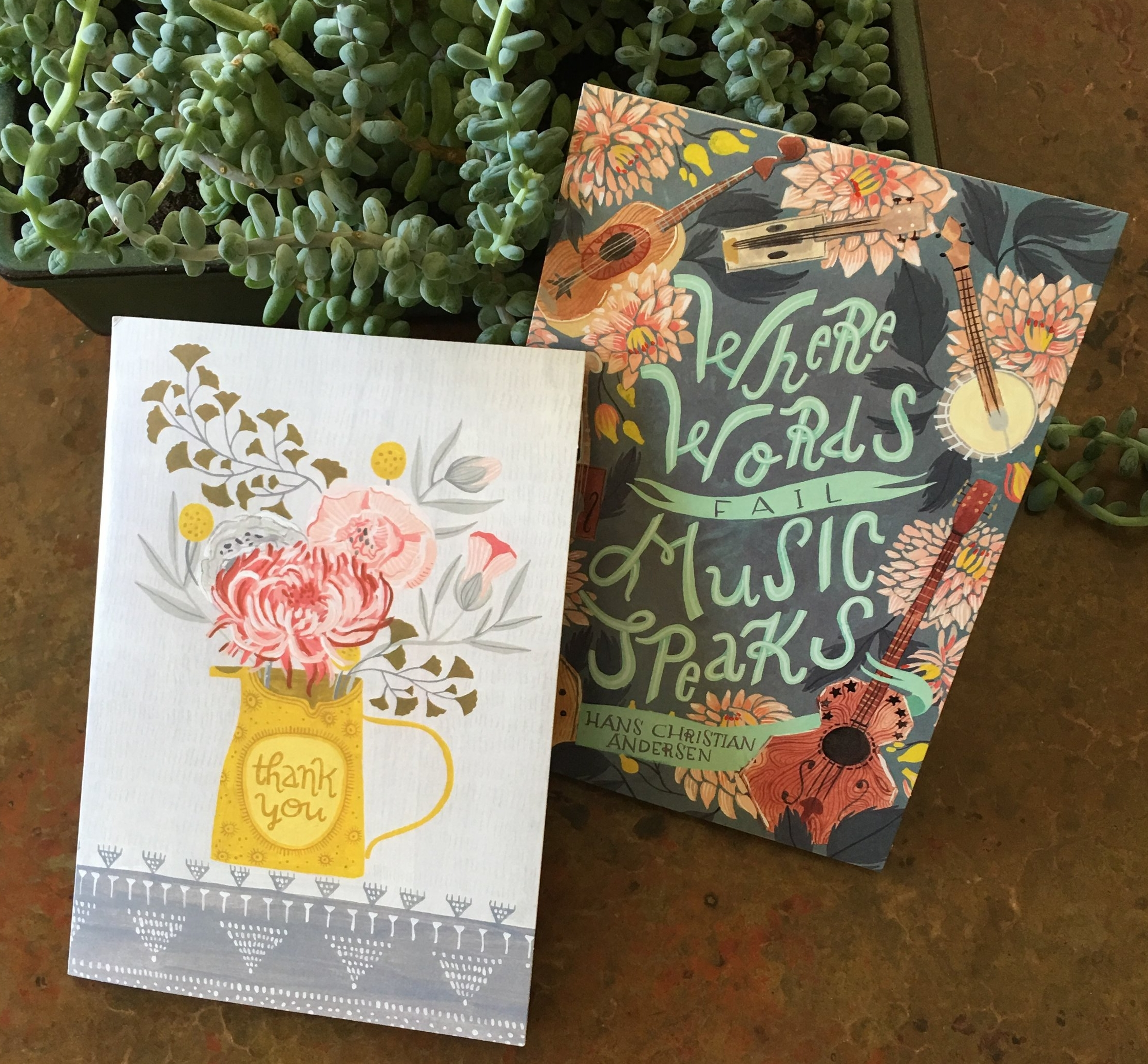 Rae Ritchie for Design House Greetings