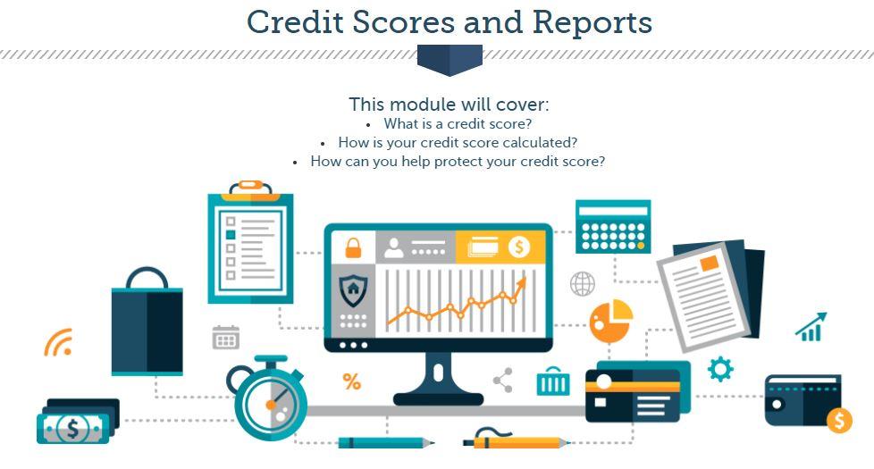 credit scores and reports screenshot