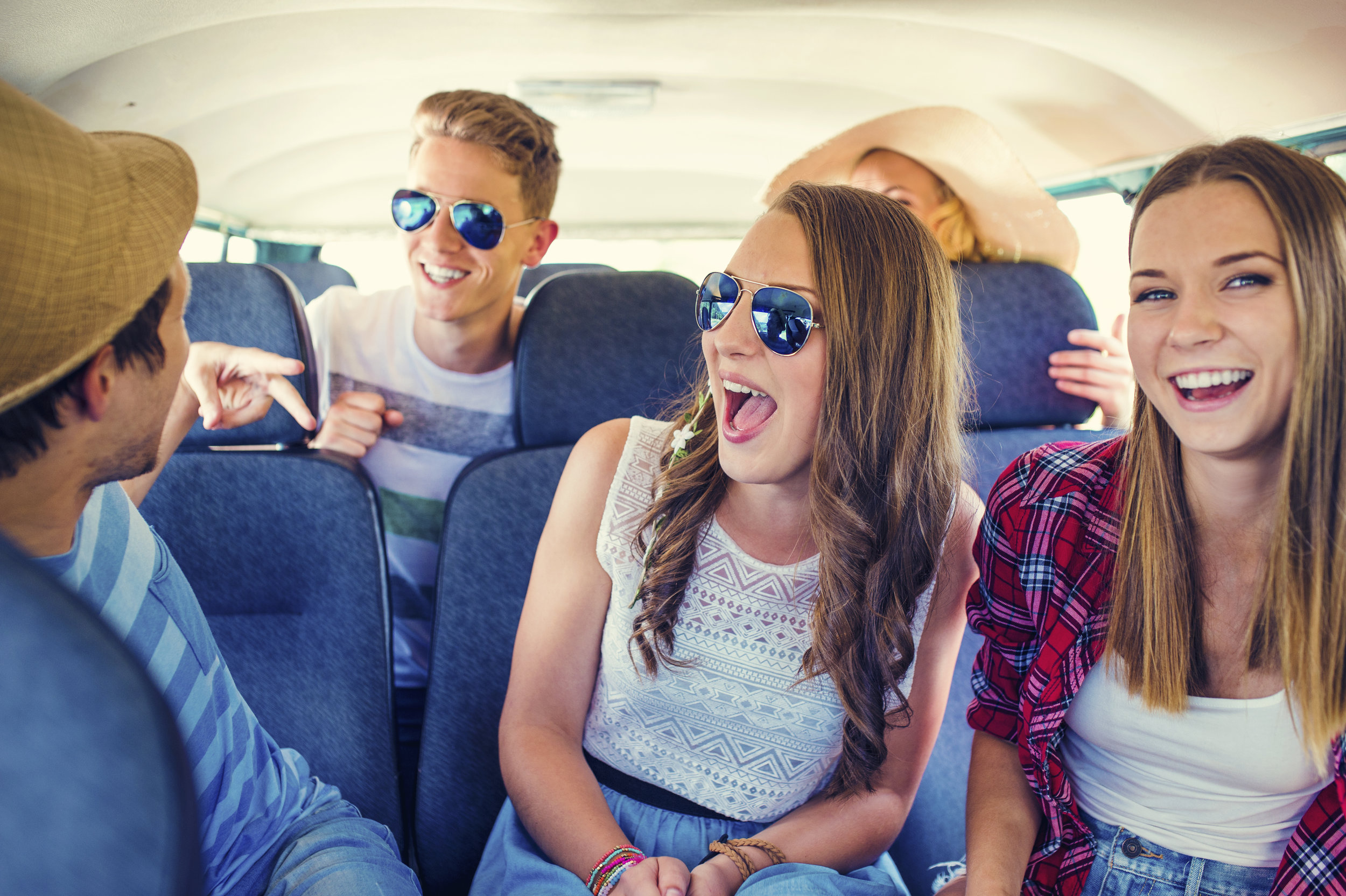 Carpooling saves everyone money