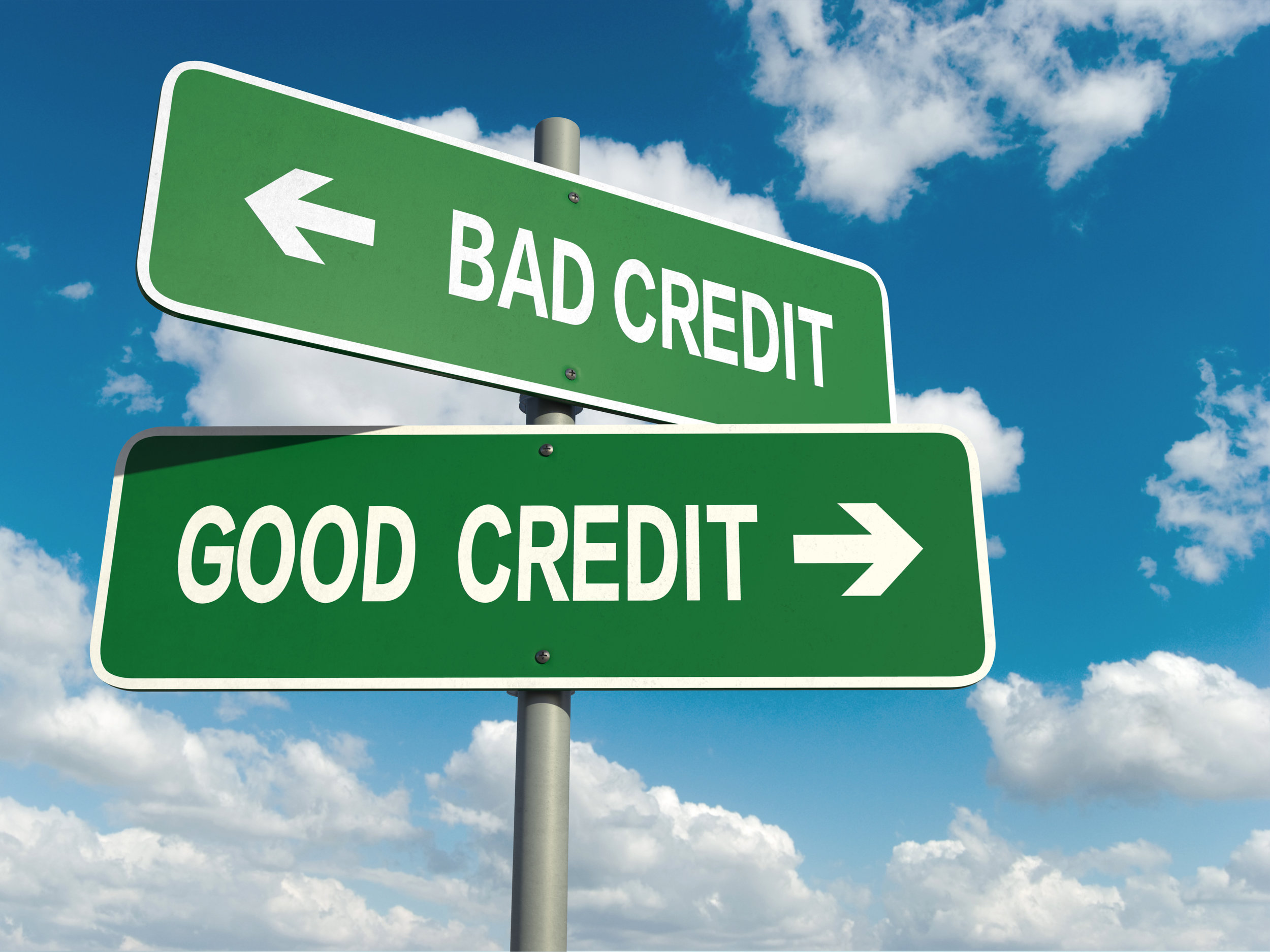 How to get a good credit score