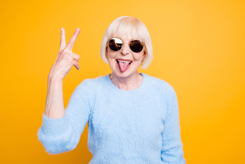 This is Becky's mom, Karen. - AKA the Third Degree.