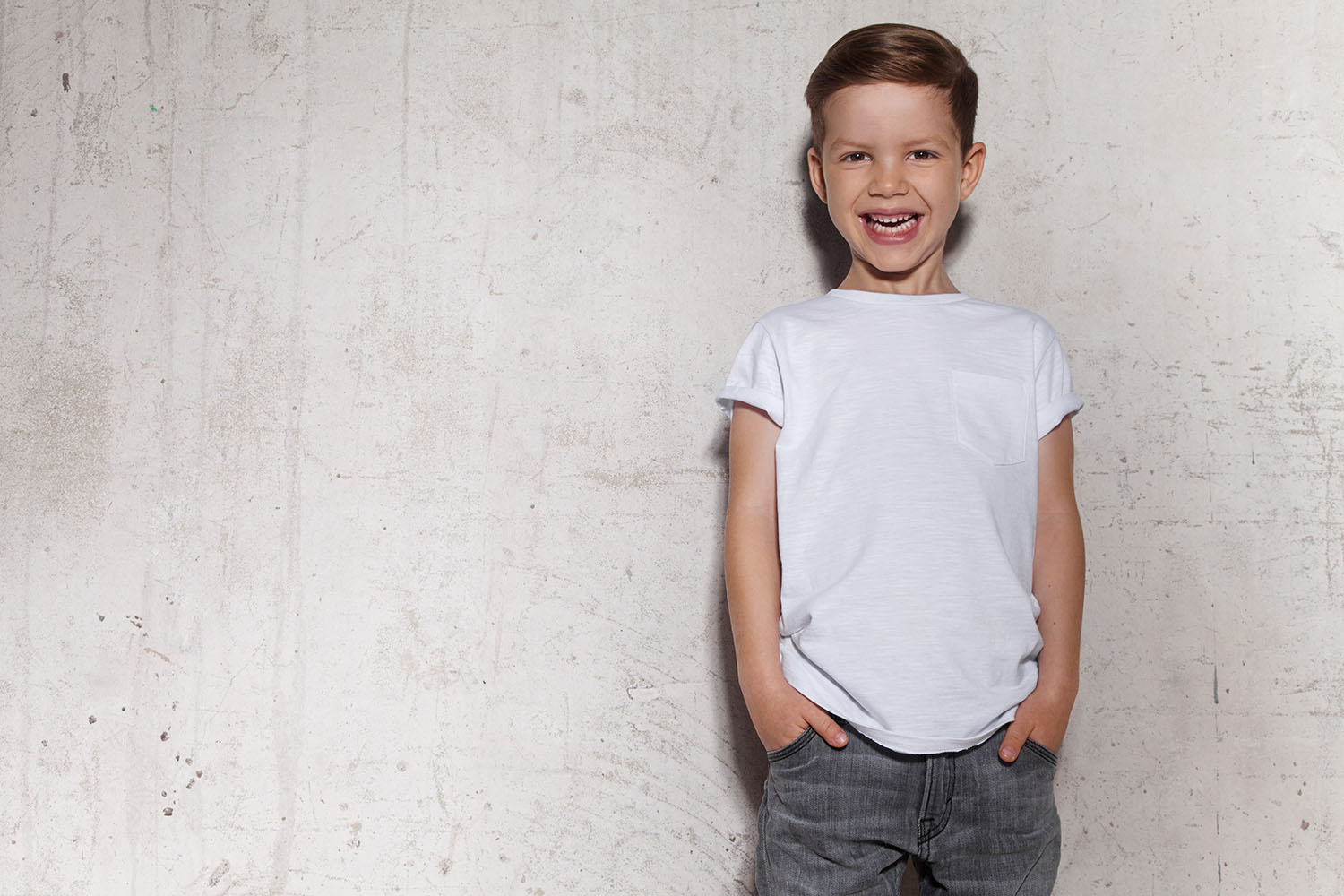 This is Kevin and Becky's son, Sam. - The Fifth Degree.
