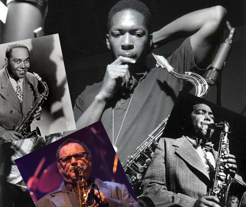 12-13 - November - A tribute to Bird and Trane with the OHE and the Sigamos Strings Quartet,    Ronnie Scott's.    London