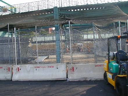 """A """"Free Speech Zone"""" - 2004 Democratic National Convention"""