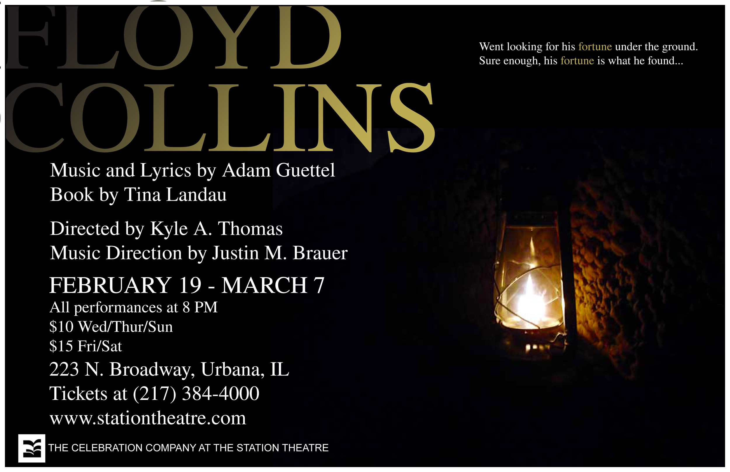 Floyd Collins Poster