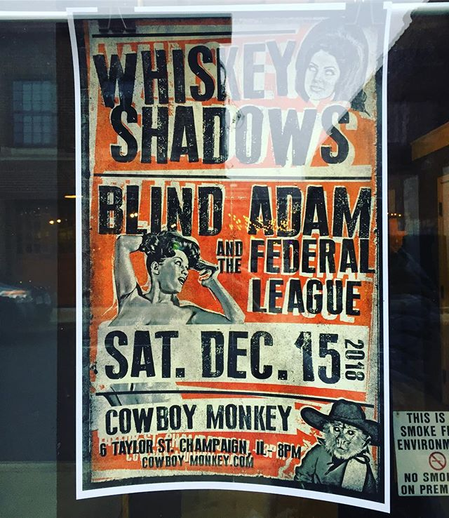 TOMORROW! @cowboy.monkey @blindadamfederal YES.