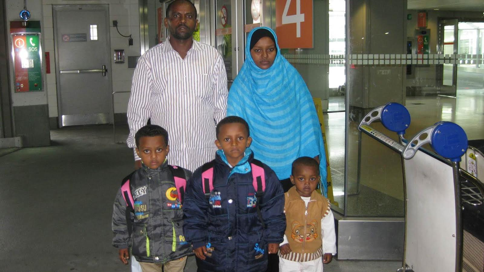 Mussanour Family