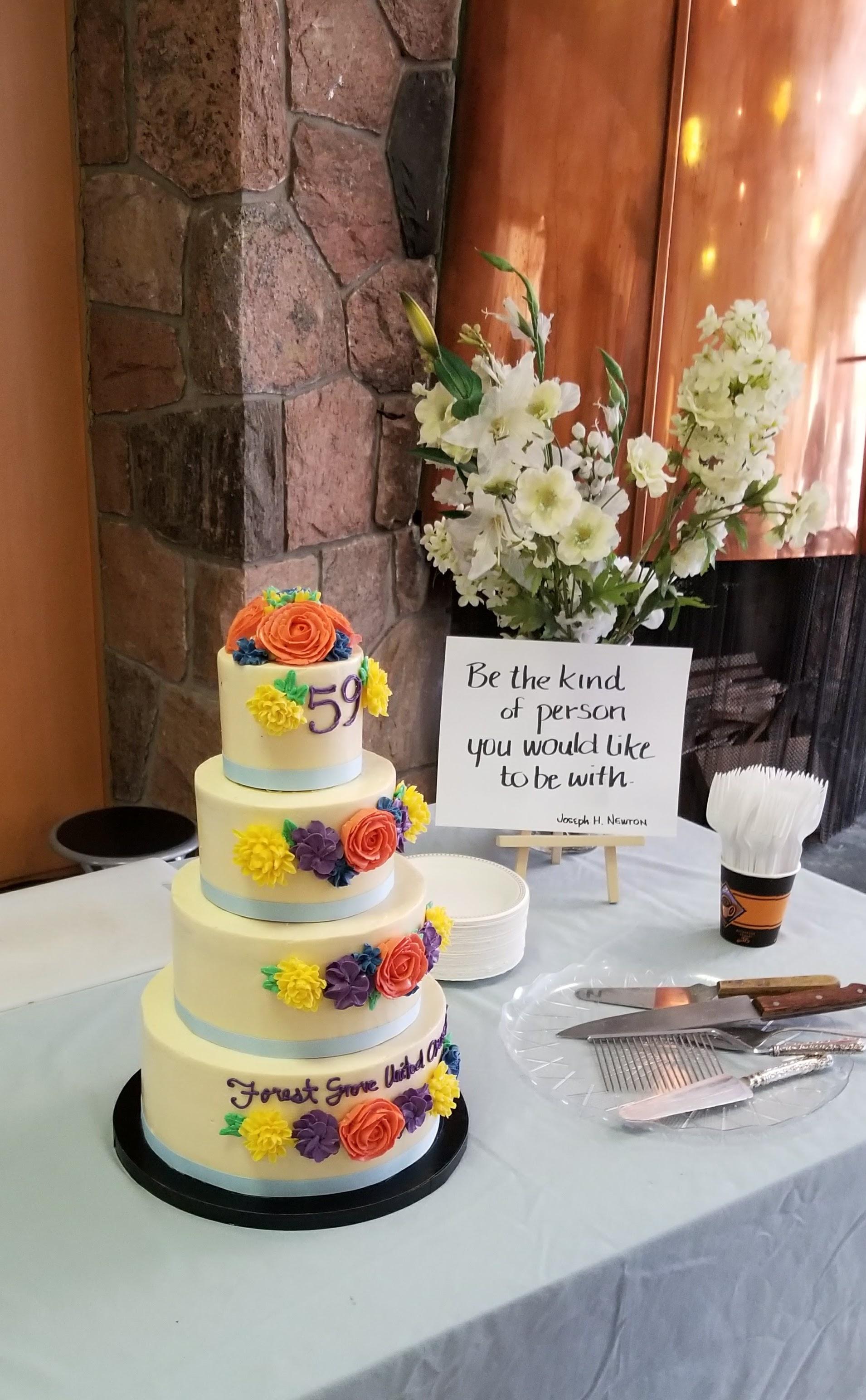 The Cake, by Gladycakes (aka FGUC Administrator)