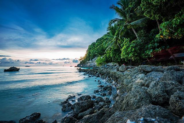 A photo from Boracay this summer. #boracay #asiabible #philippines #asia #southeastasia #vacation #summer #travel #travelphotography #landscape #beach #ocean #sunset #palmtrees #paradise #nikon #nikond750 #throwbacksunday