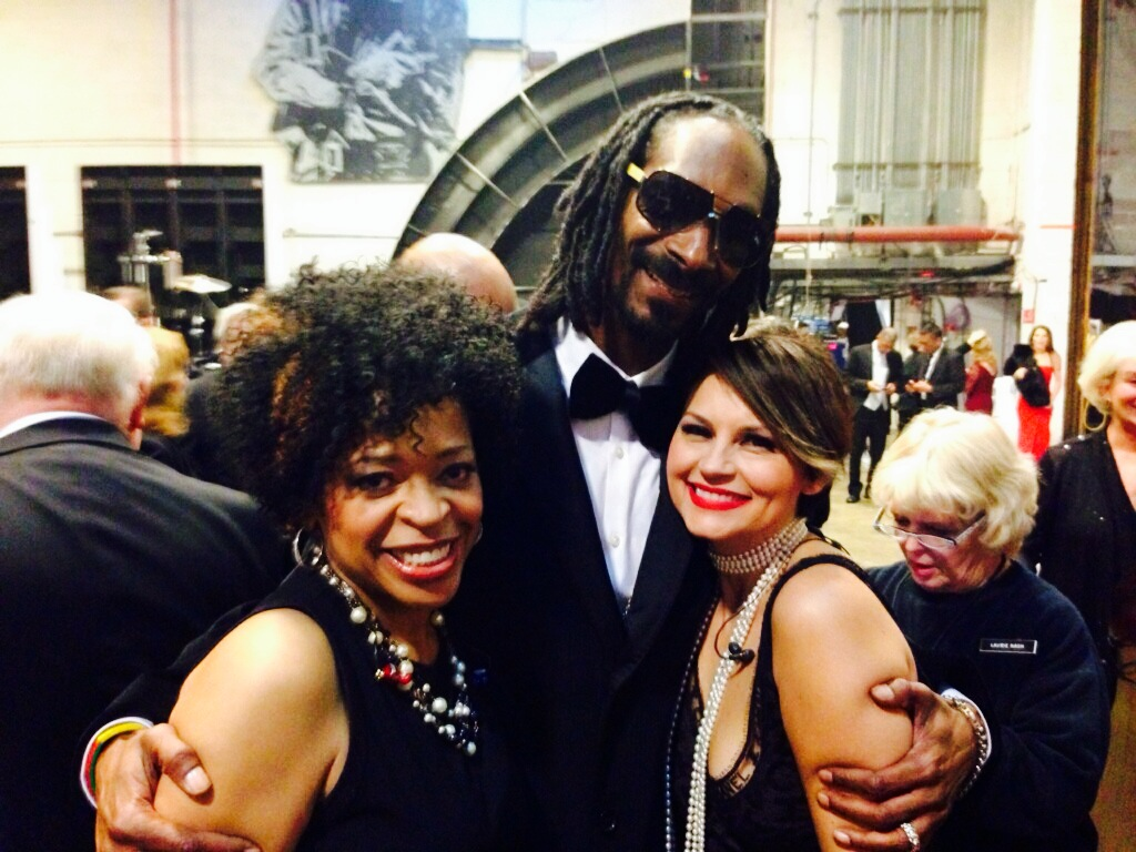 Me, Snoop and Tawatha, Kennedy Center Honors.