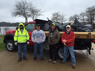 Lake Cleanup 2016