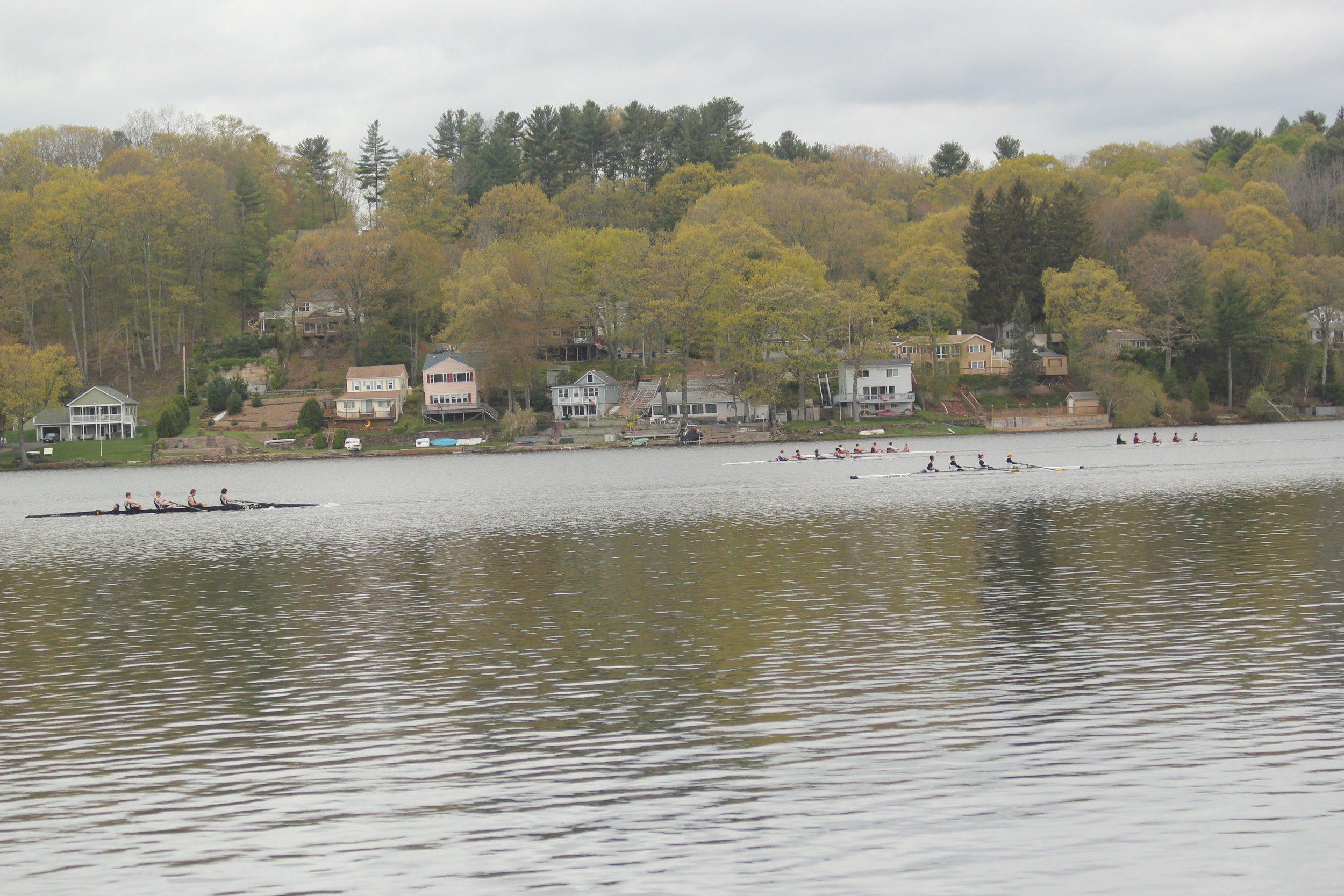 1st Annual Eagle Hill Regatta May 2017
