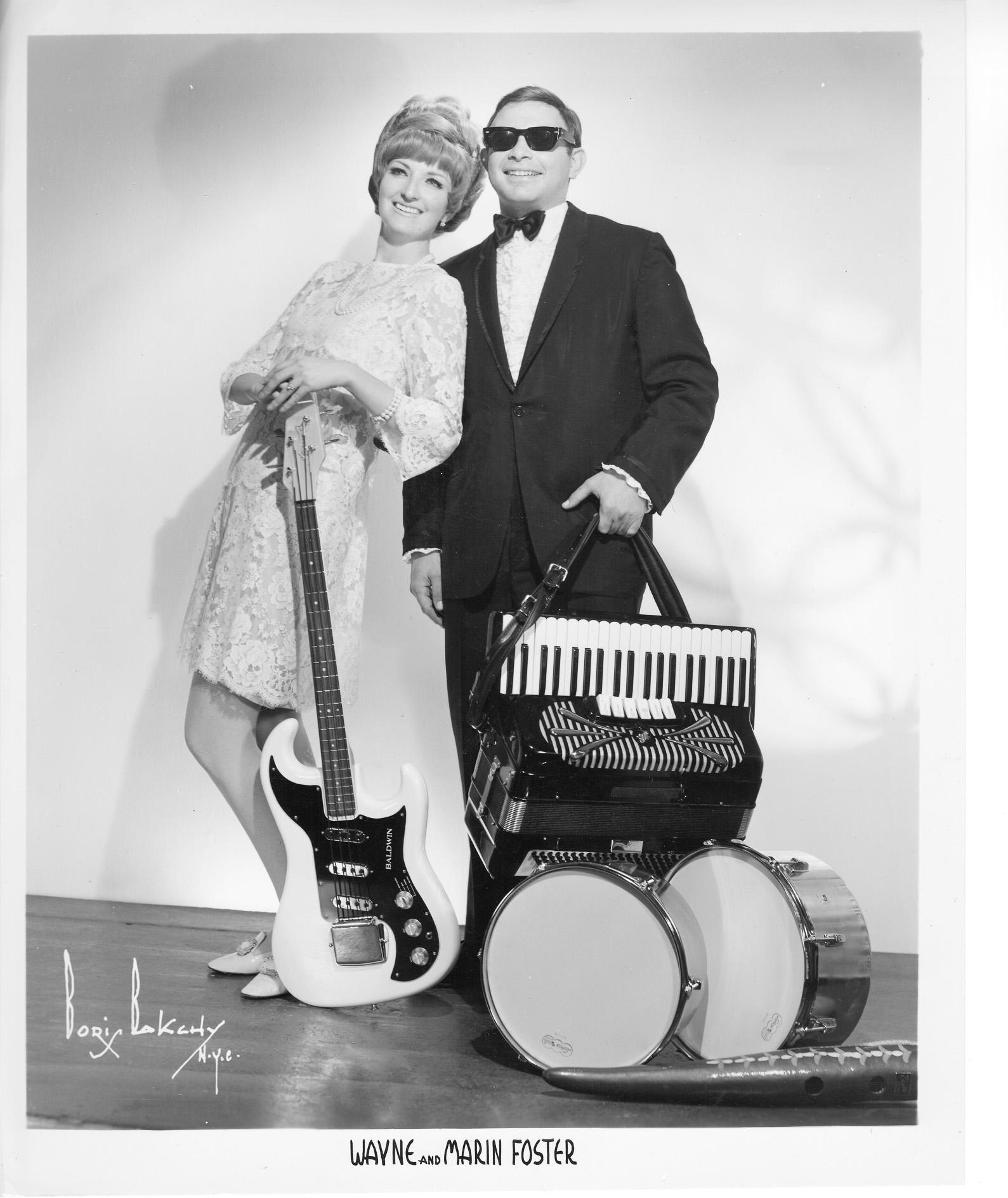 Wayne and Marin Foster