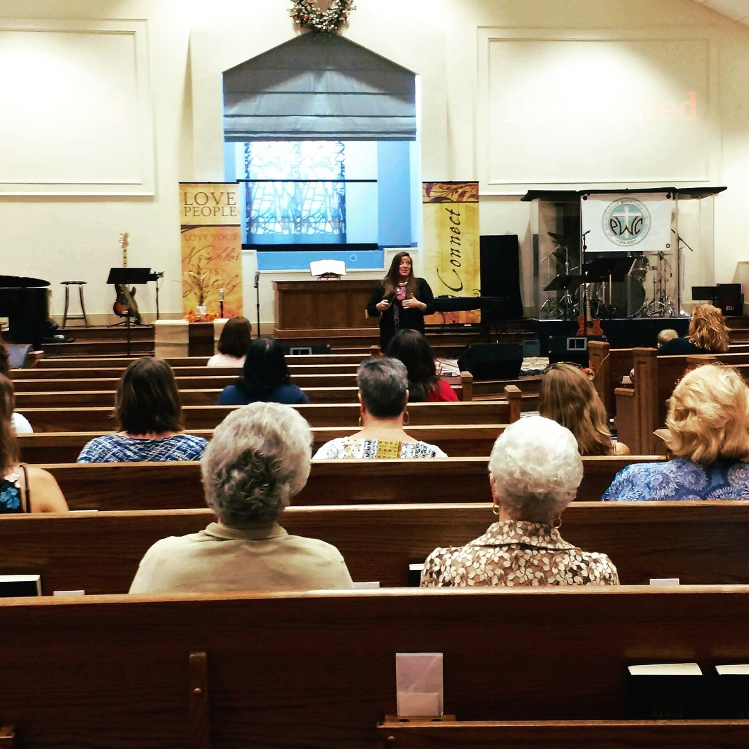 Testimony Shared at Fort Rucker PWOC