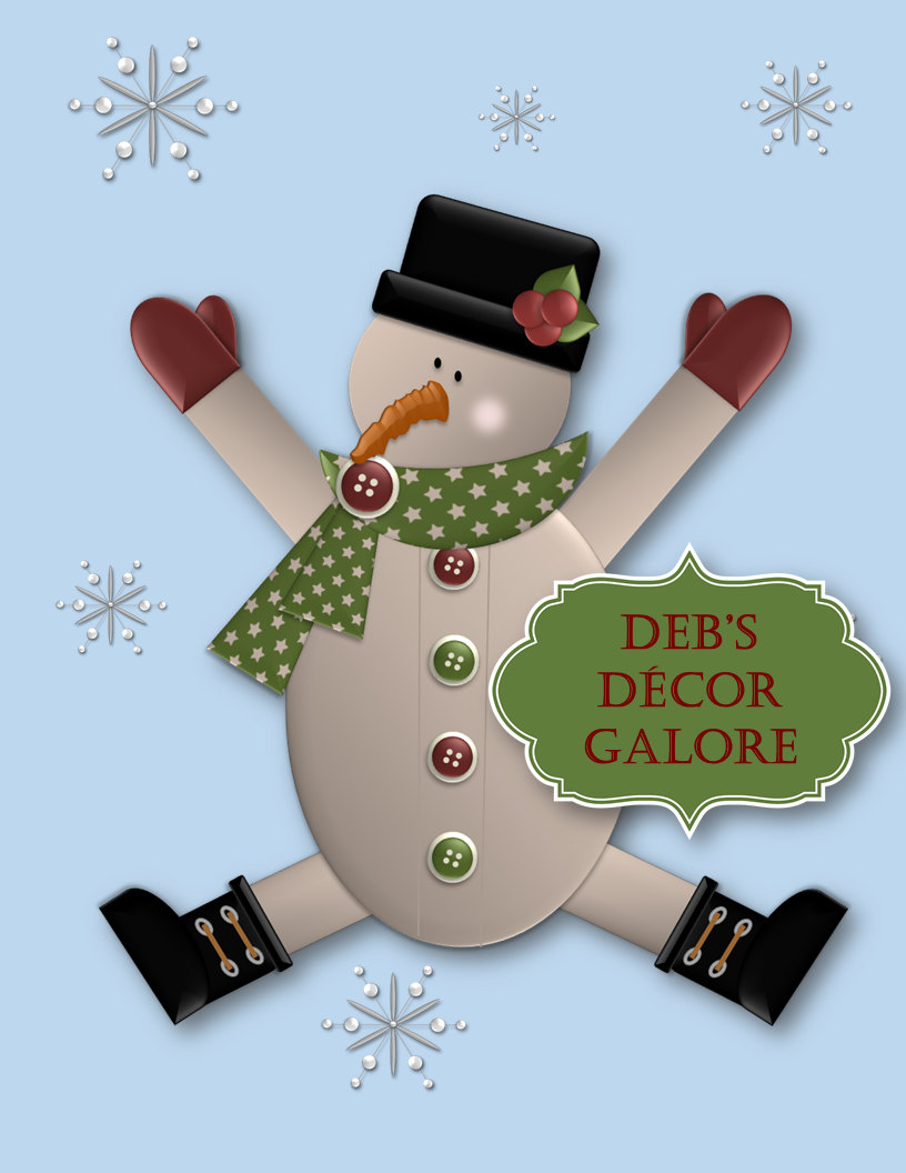 You can buy great snowman winter clothing reminder illustrations like this one onEtsy and elsewhere.Or better yet,make your own!