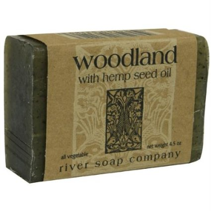 woodland soap, river soap company